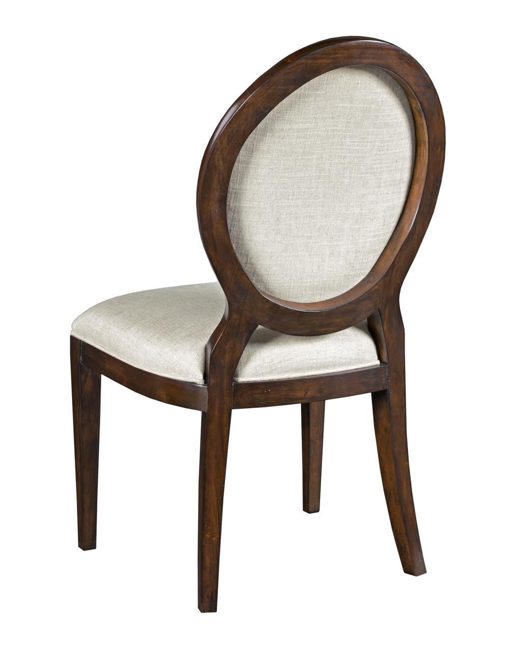 Woodbridge Furniture Company - Oval Back Side Chair