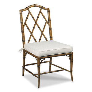 Thumbnail of Woodbridge Furniture Company - Faux Bamboo Arm Chair