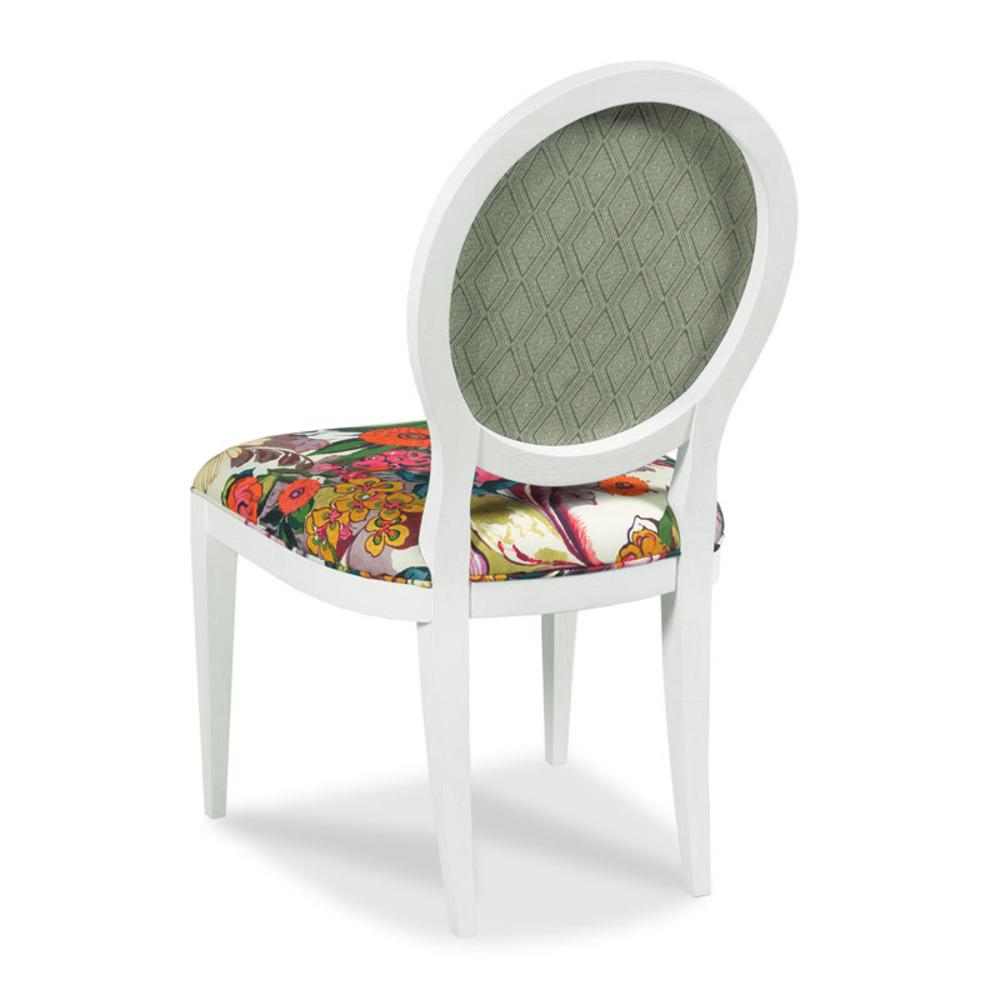 Woodbridge Furniture Company - Ovale Side Chair