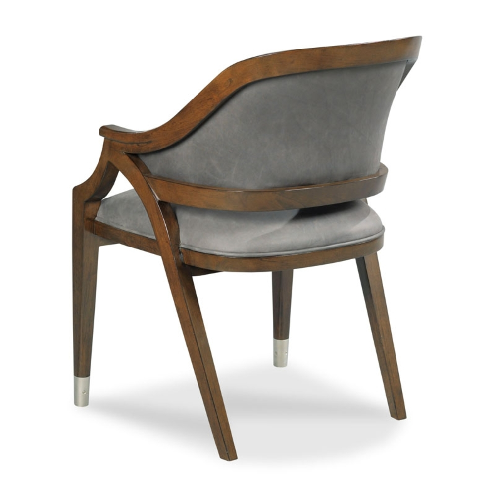 Woodbridge Furniture Company - Belmont Chair with Casters