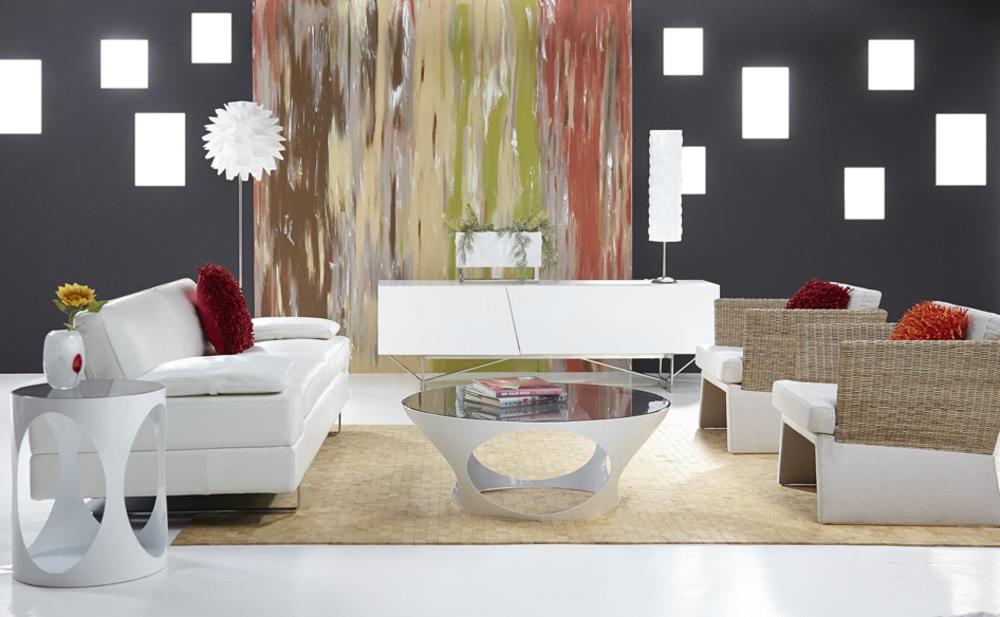 Bellini Modern Living - Saleen Media Console
