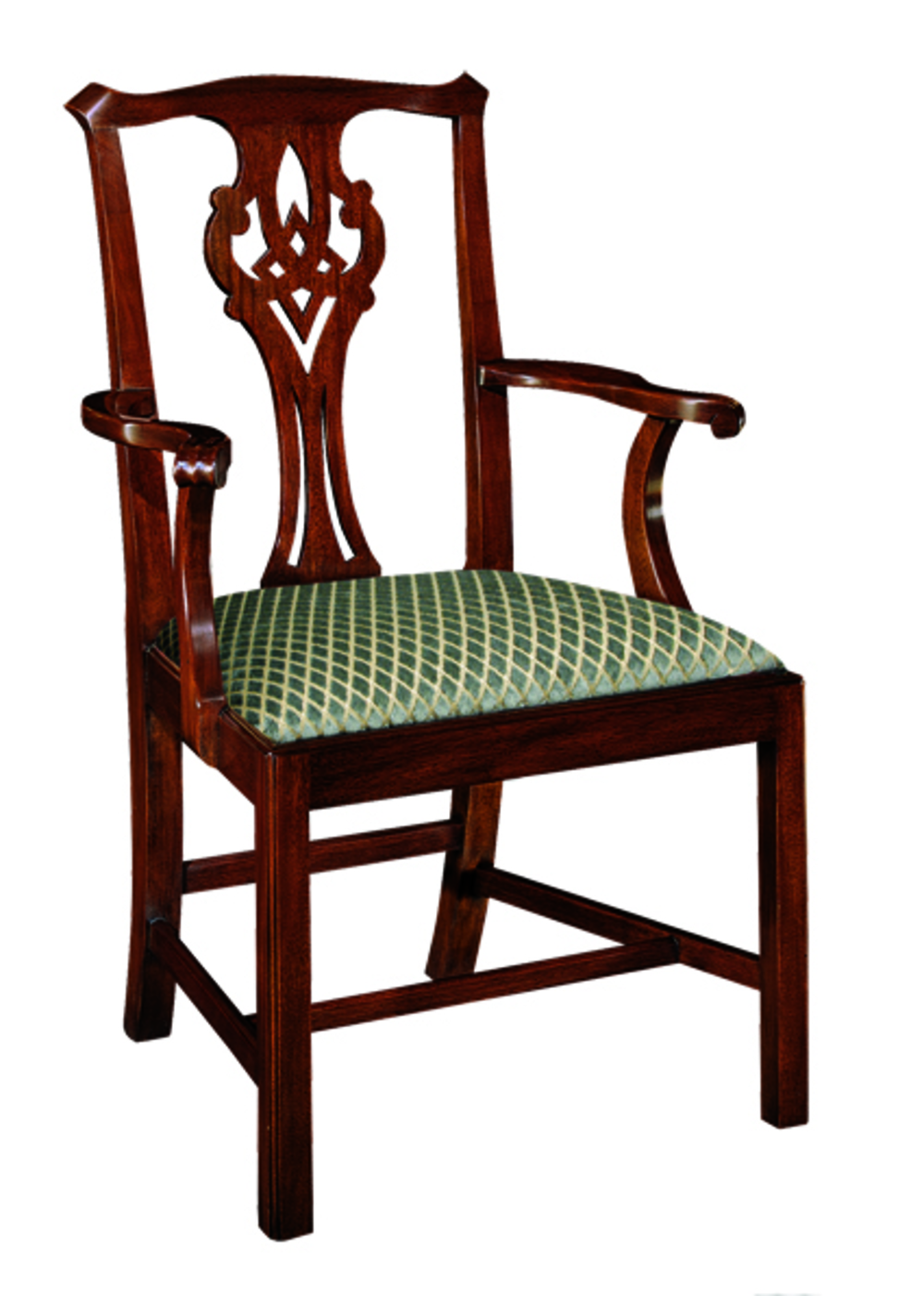 HENKEL-HARRIS, INC - Chippendale Arm Chair