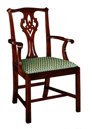 Thumbnail of HENKEL-HARRIS, INC - Chippendale Arm Chair