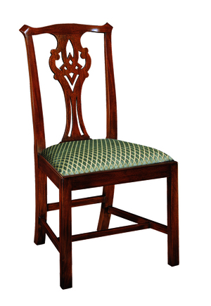 Thumbnail of Henkel-Harris - Chippendale Side Chair