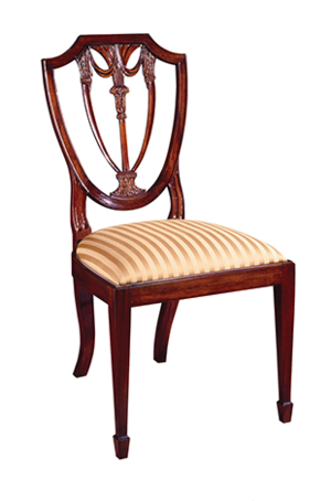 Thumbnail of Henkel-Harris - Shield Back Side Chair
