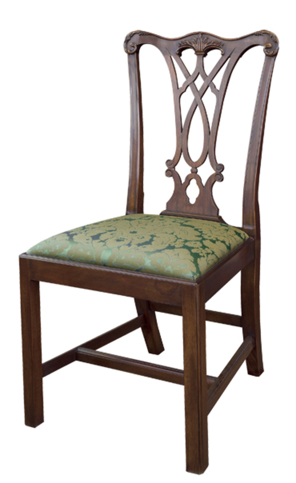 Henkel-Harris - Chippendale Side Chair