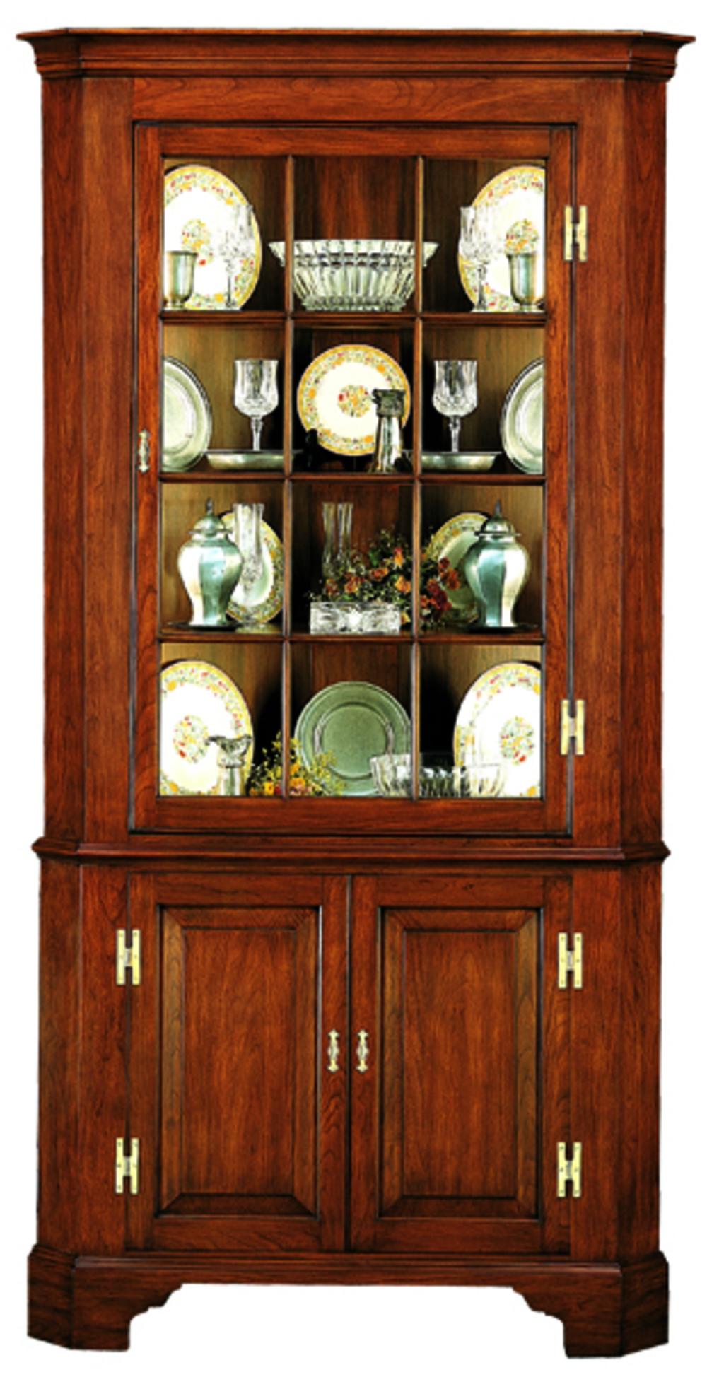 Henkel-Harris - Fairfax Corner Cabinet