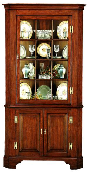 Thumbnail of Henkel-Harris - Fairfax Corner Cabinet