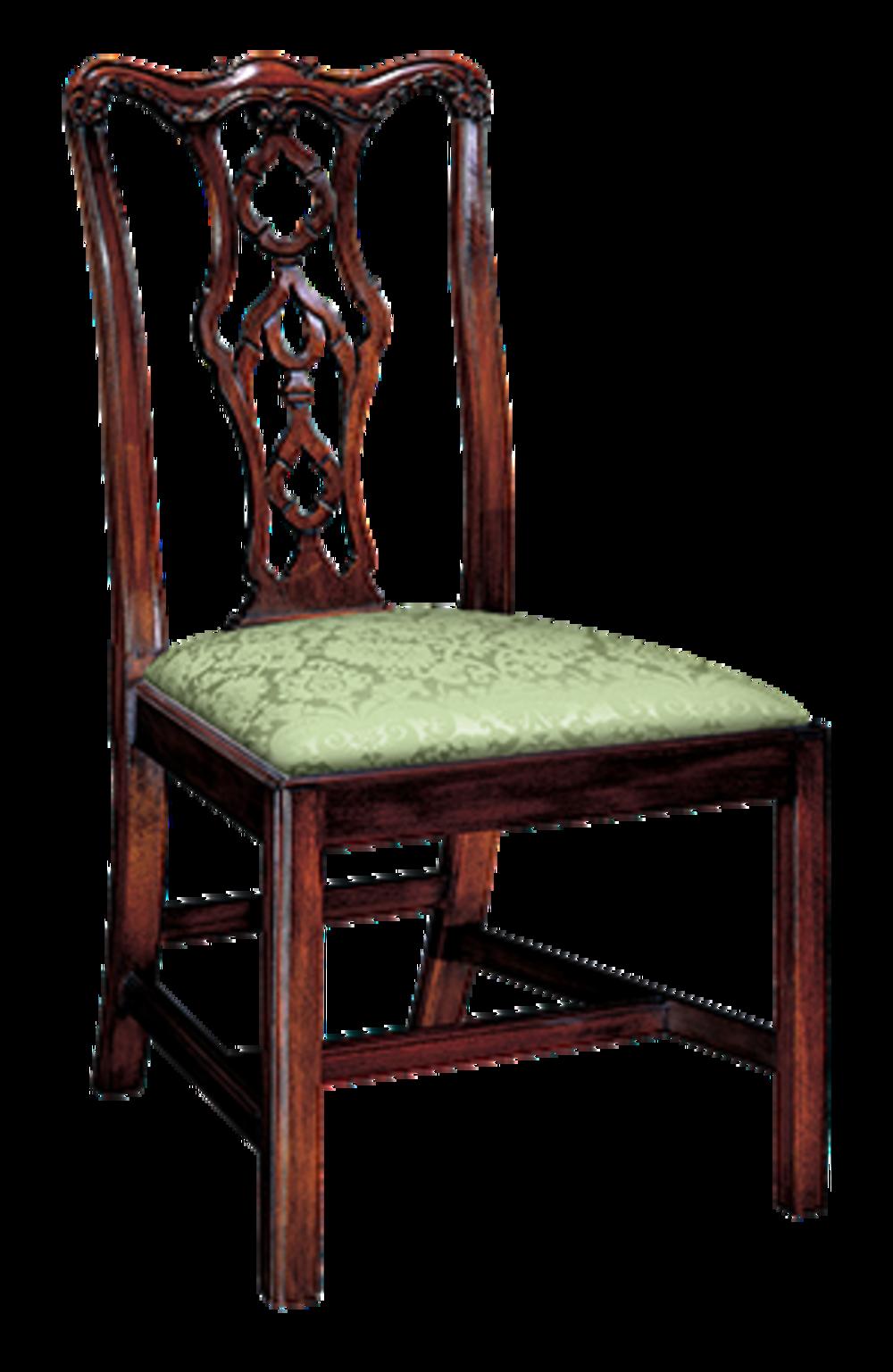 Henkel-Harris - Chippendale Side Chair