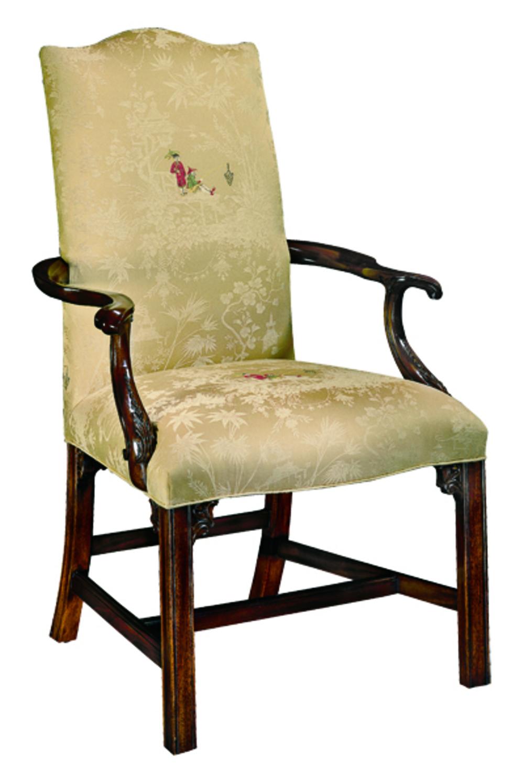Henkel-Harris - Upholstered Arm Chair
