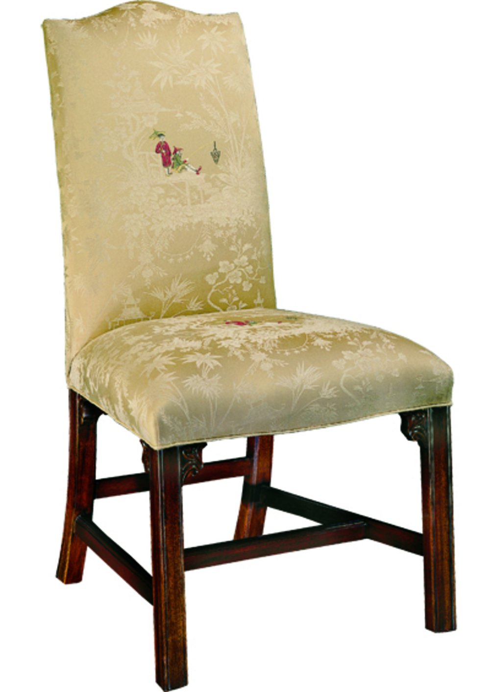 Henkel-Harris - Upholstered Side Chair
