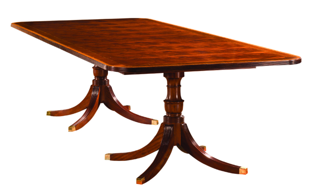 Henkel-Harris - Rectangular Dining Table