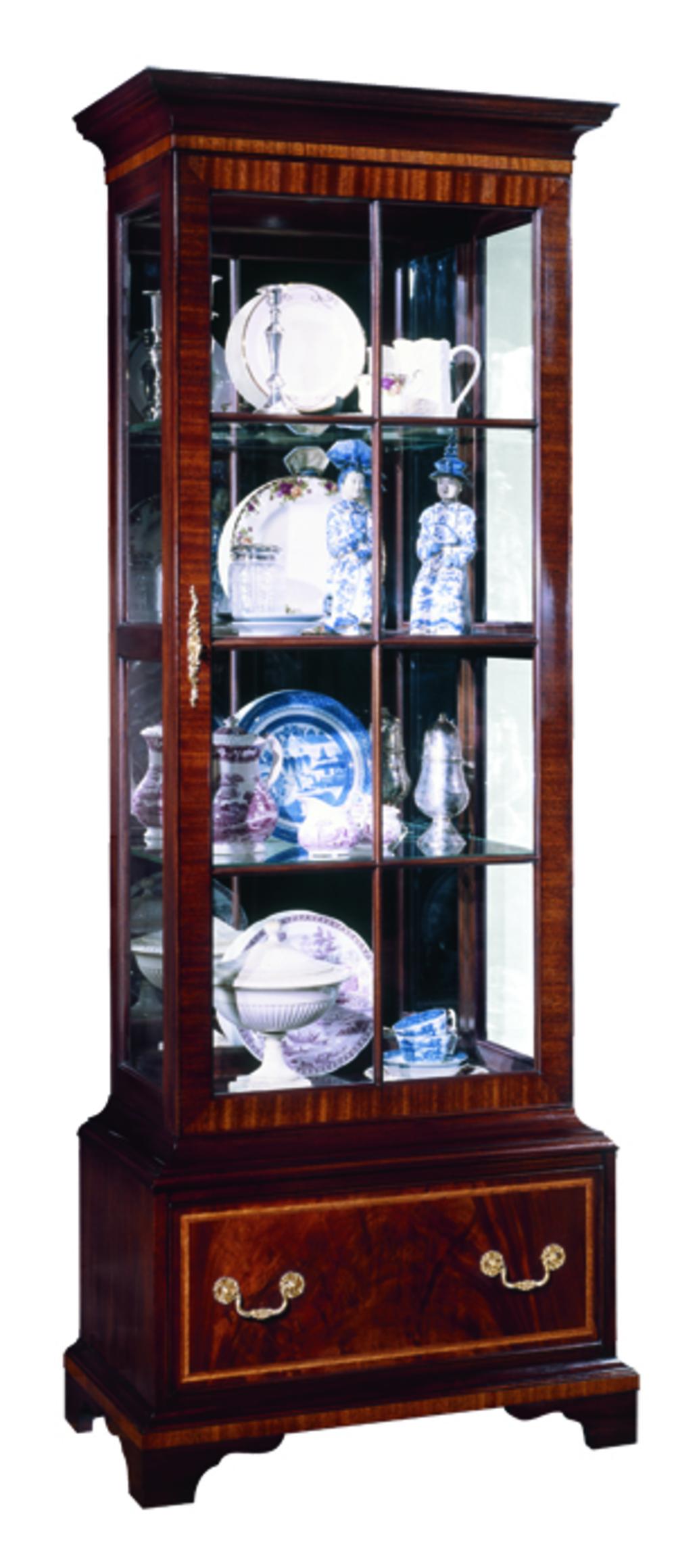 Henkel-Harris - Display Cabinet