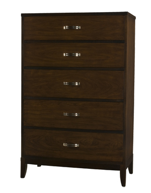 Thumbnail of Henkel-Harris - Bowfront Tall Chest
