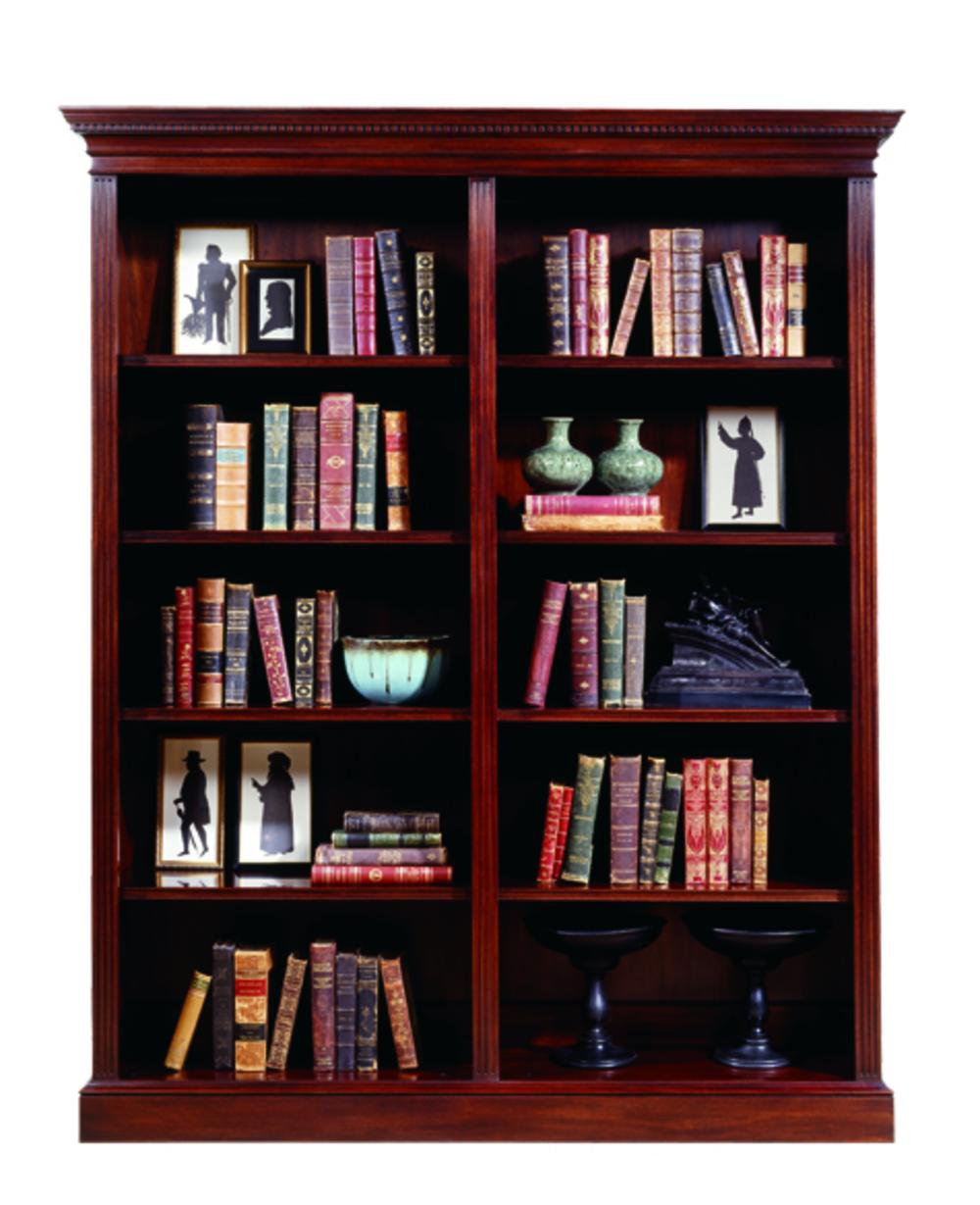 Henkel-Harris - Double Bookcase