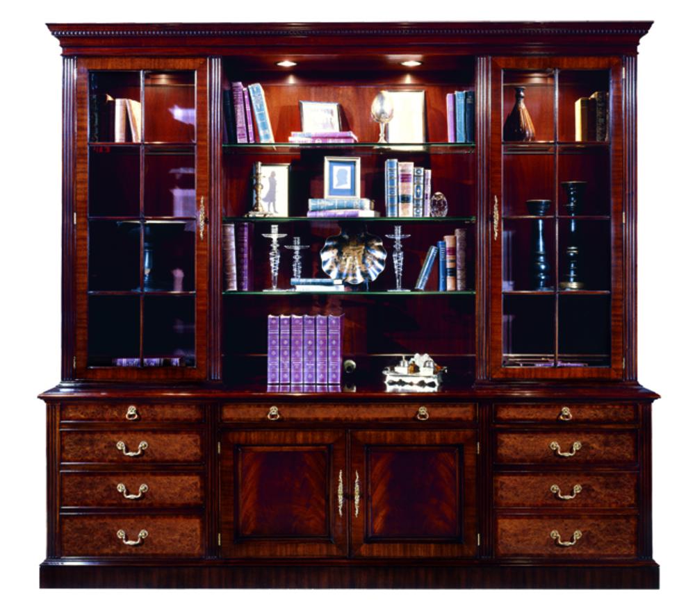 Henkel-Harris - Executive Bookcase