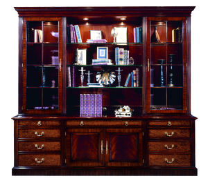 Thumbnail of Henkel-Harris - Executive Bookcase