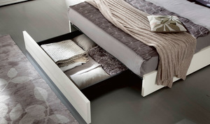 Thumbnail of Alf Group - Imperia Bed with Storage and LED Light