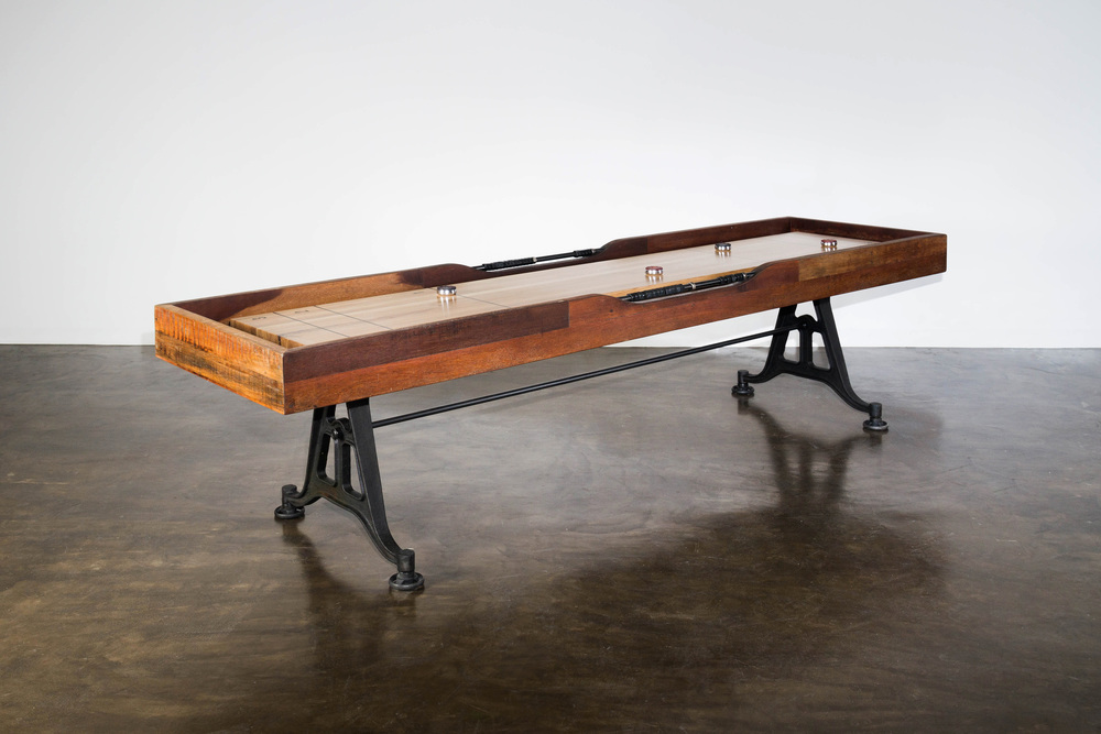Nuevo - Shuffleboard Gaming Table