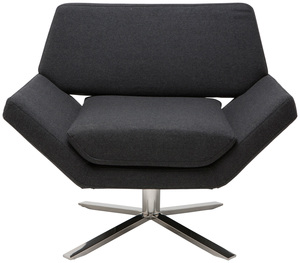 Thumbnail of Nuevo - Sly Swivel Occasional Chair
