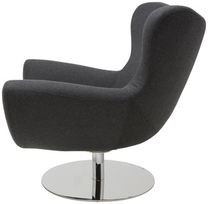 Thumbnail of Nuevo - Conner Swivel Occasional Chair