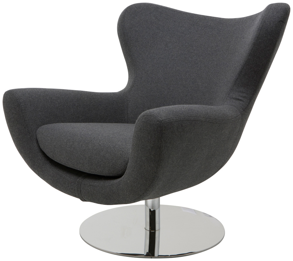 Nuevo - Conner Swivel Occasional Chair