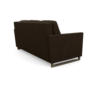 Thumbnail of American Leather - Brandt Convertible 3 Seat Sofa, Queen Plus