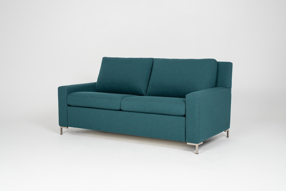 American Leather - Bryson Convertible 2 Seat Sofa, Queen