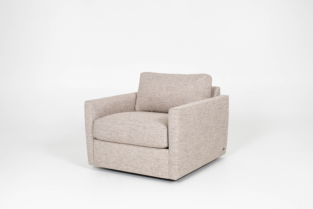American Leather - Carmet Chair Swivel