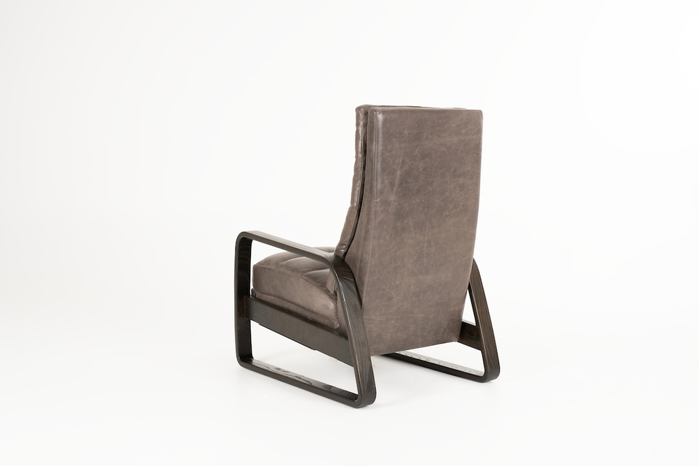 American Leather - Elton Recliner Standard Push Arm