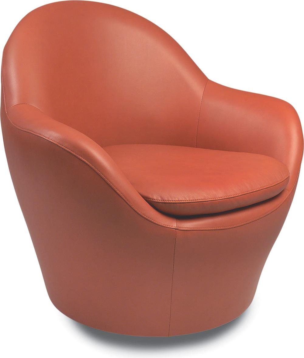 American Leather - Feliz Swivel Chair