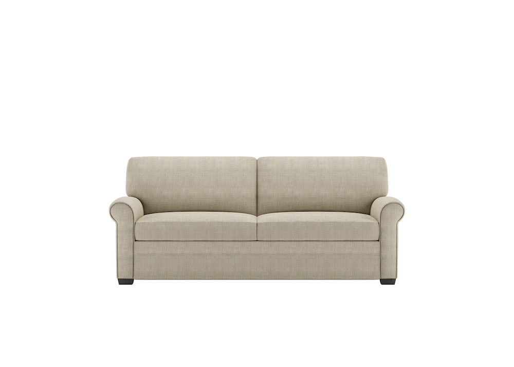 American Leather - Gaines Convertible 2 Seat Sofa, Queen Plus