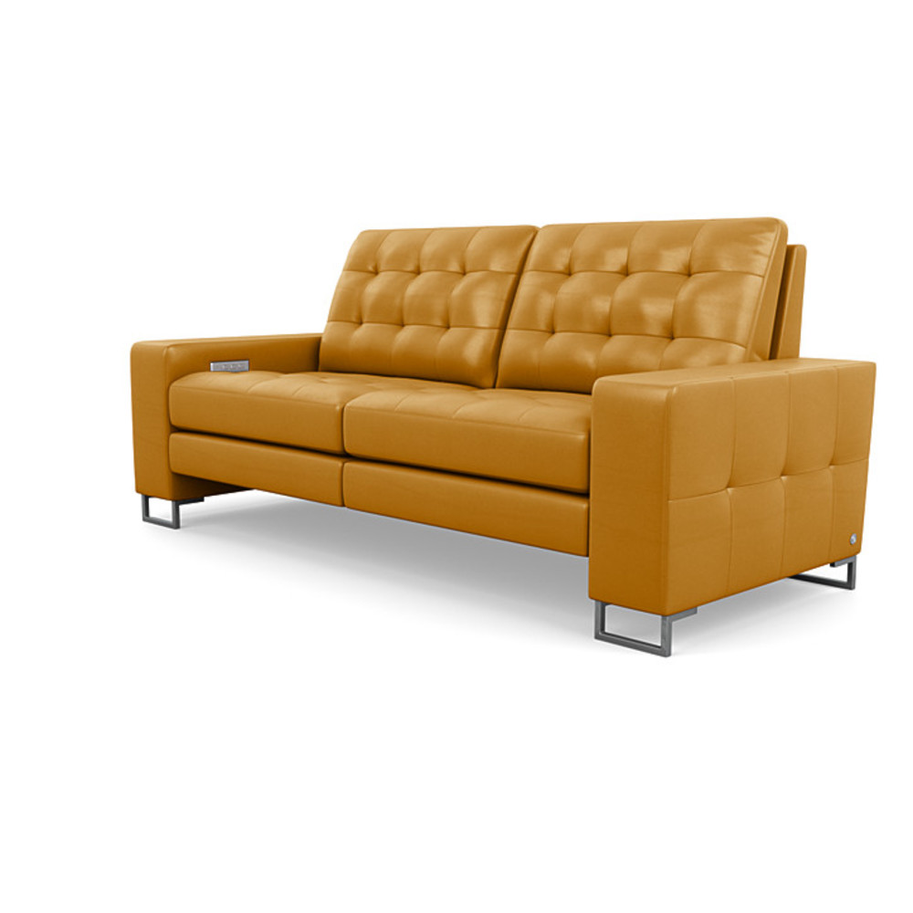 American Leather - Hudson Two Piece Sectional Sofa