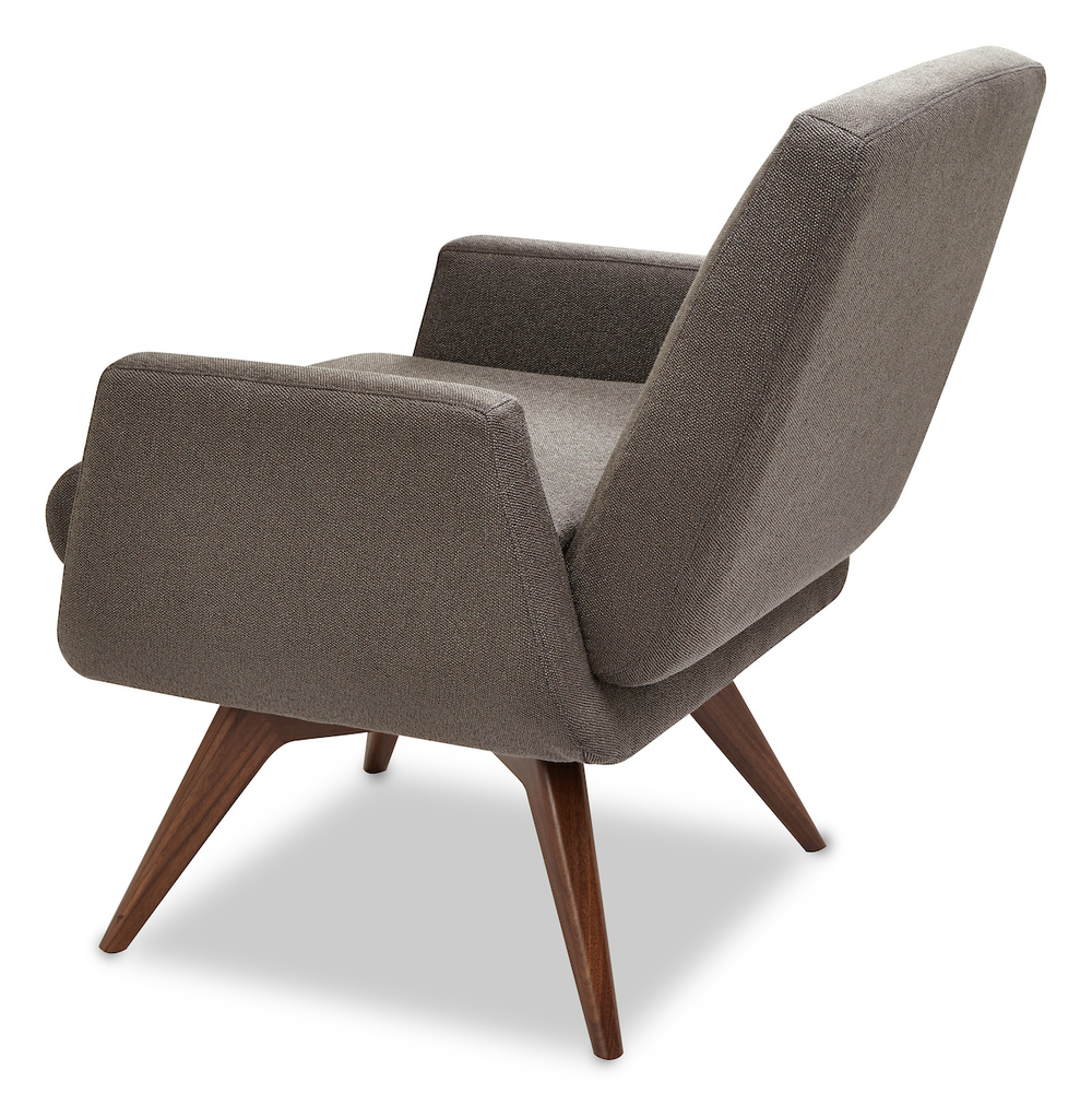 American Leather - Landon Chair with Swivel Base