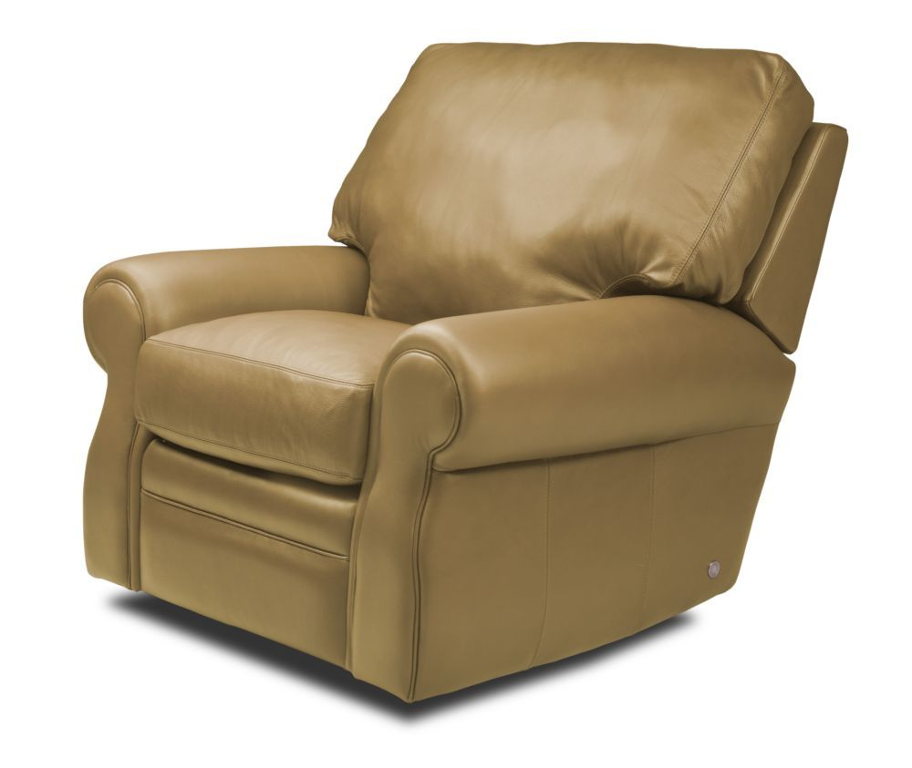 American Leather - Morgan Recliner with Swivel Glider Base