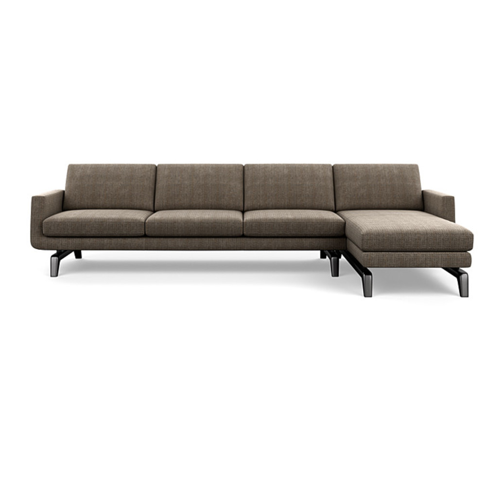 American Leather - Nash Two Piece Sectional with Chaise