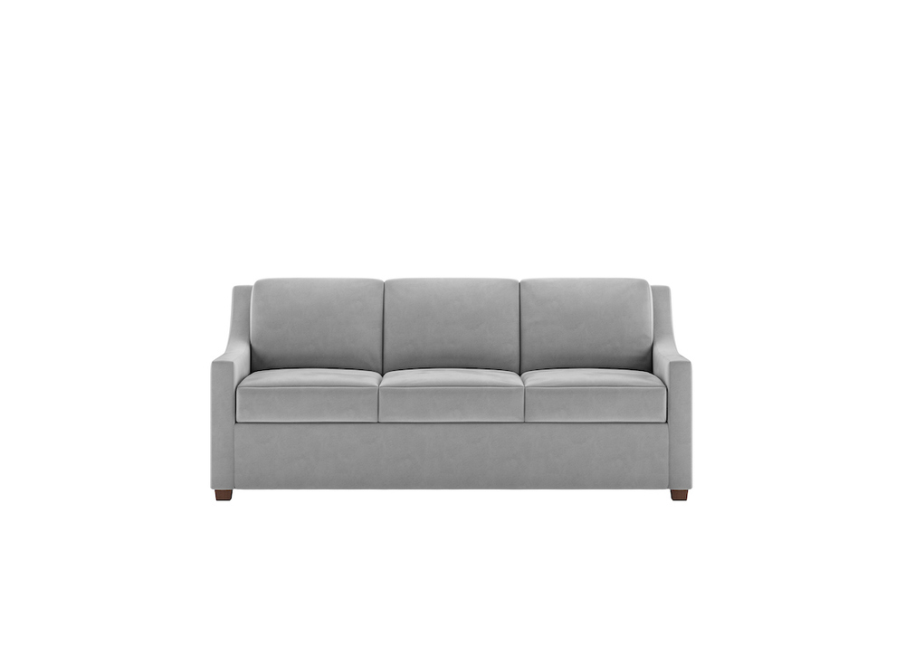 American Leather - Perry Convertible 3 Seat Sofa, King
