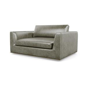 Thumbnail of American Leather - Siena Standard Studio Chair & 1/2
