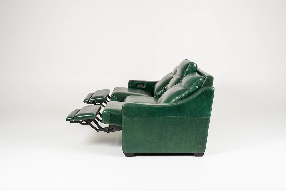 American Leather - Sarasota 3 Seat Sofa Standard