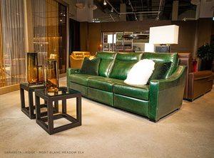 Thumbnail of American Leather - Sarasota 3 Seat Sofa Standard