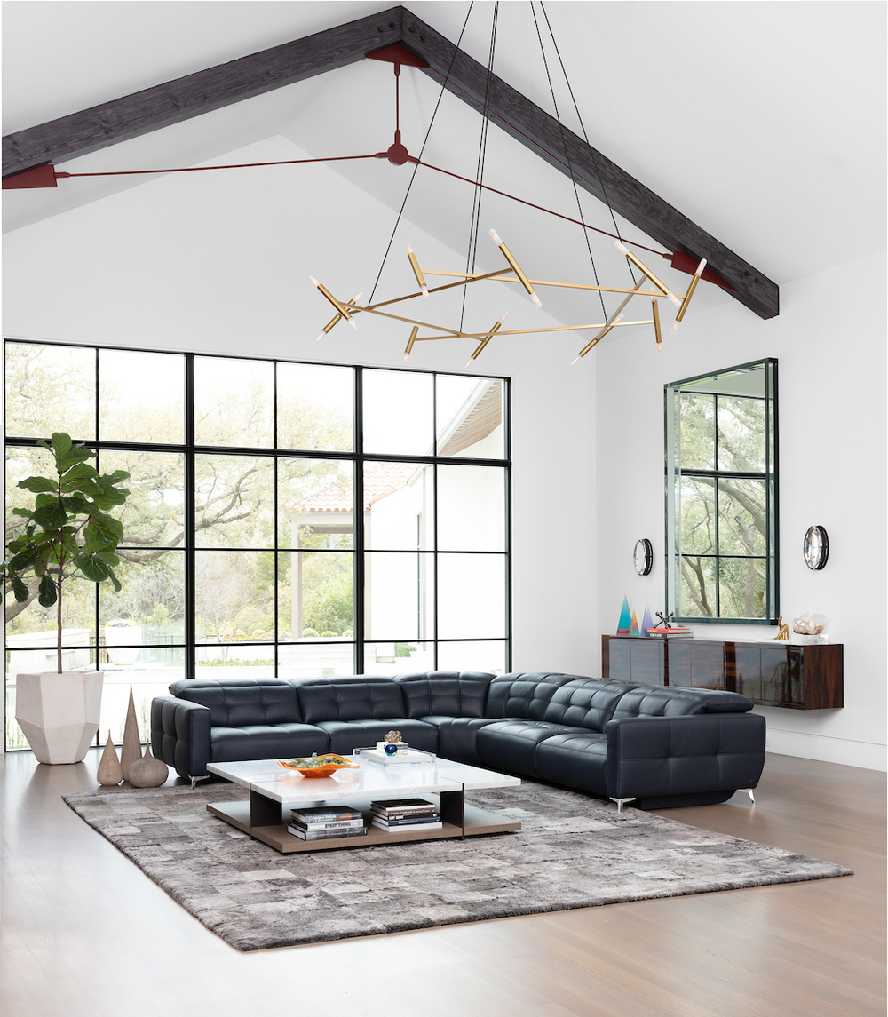 American Leather - Verona Sectional