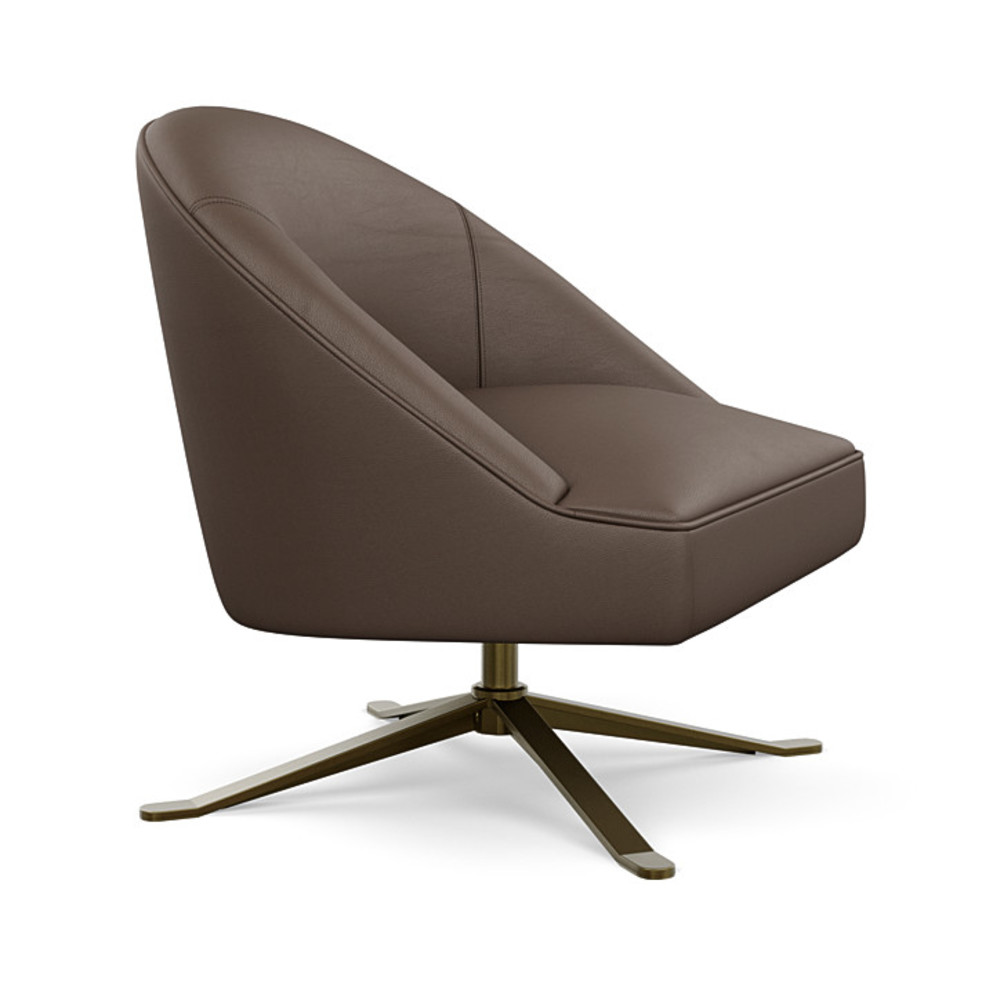 American Leather - Wyatt Chair Swivel