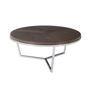 Thumbnail of THEODORE ALEXANDER STUDIO - Small Fisher Round Cocktail Table