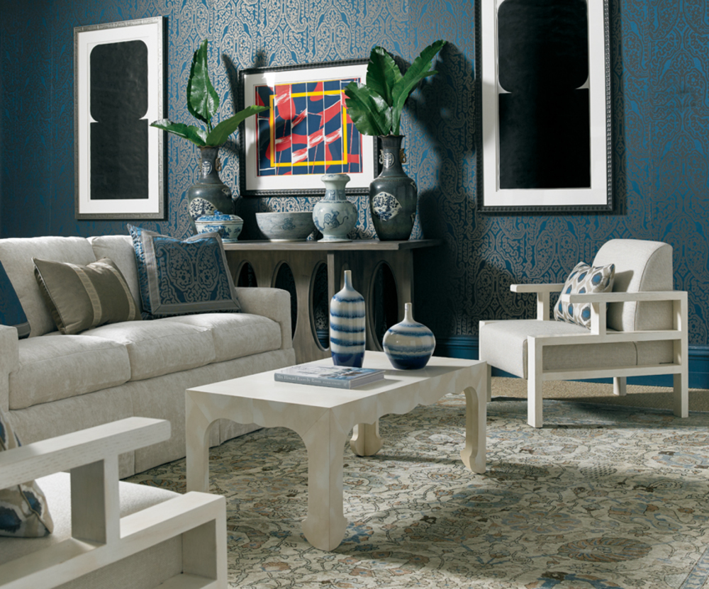 Mr. and Mrs. Howard by Sherrill Furniture - Mondrian Chair