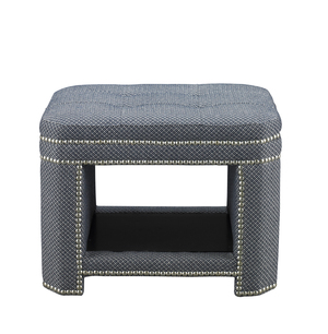 Thumbnail of Mr. and Mrs. Howard by Sherrill Furniture - Clinton Ottoman