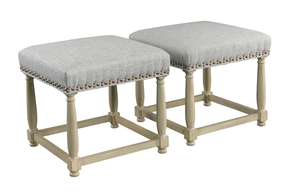Mr. and Mrs. Howard by Sherrill Furniture - Peter Bench