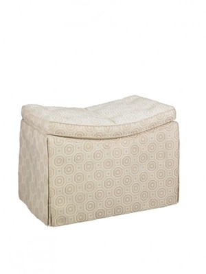 Thumbnail of Mr. and Mrs. Howard by Sherrill Furniture - Sway Me Ottoman