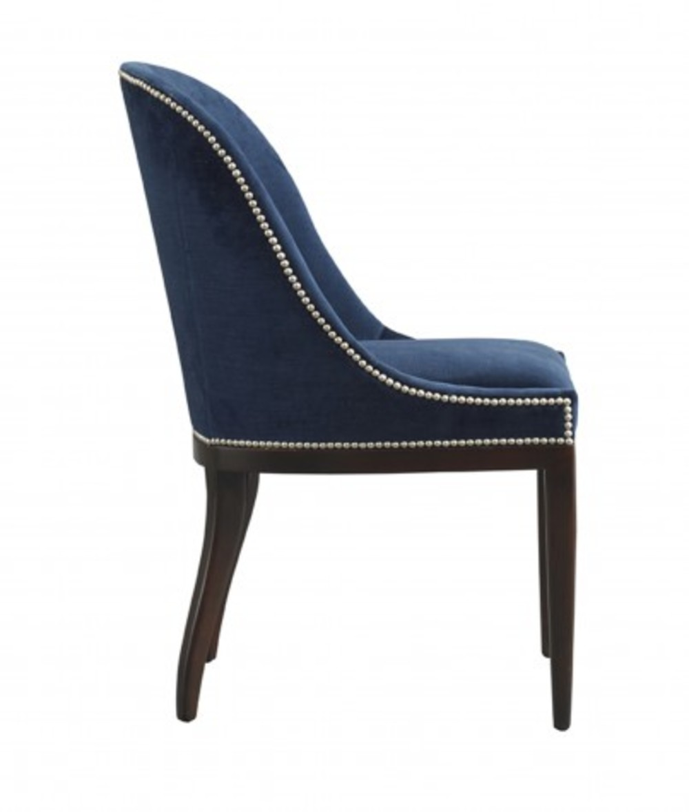Mr. and Mrs. Howard by Sherrill Furniture - Maurice Armless Chair