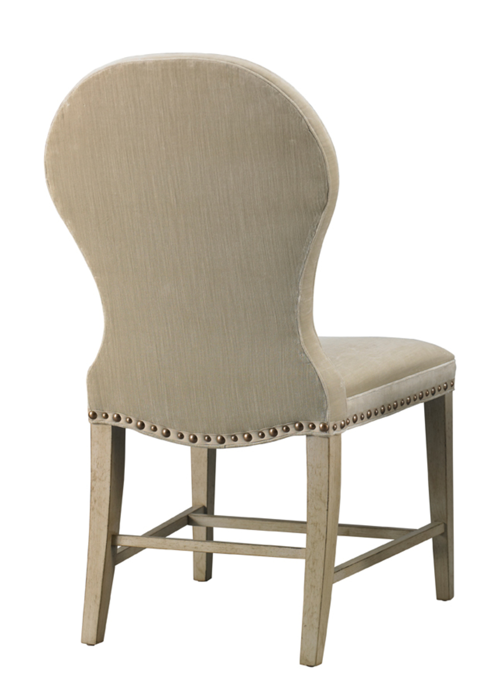 Mr. and Mrs. Howard by Sherrill Furniture - Mongolfier Armless Chair