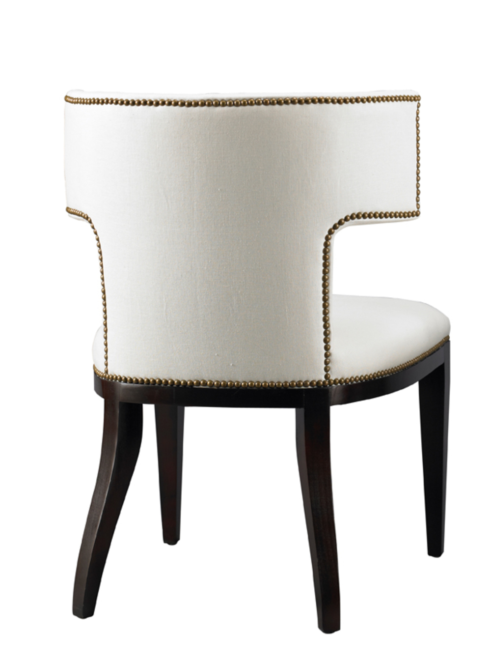 Mr. and Mrs. Howard by Sherrill Furniture - Klismos Armless Chair